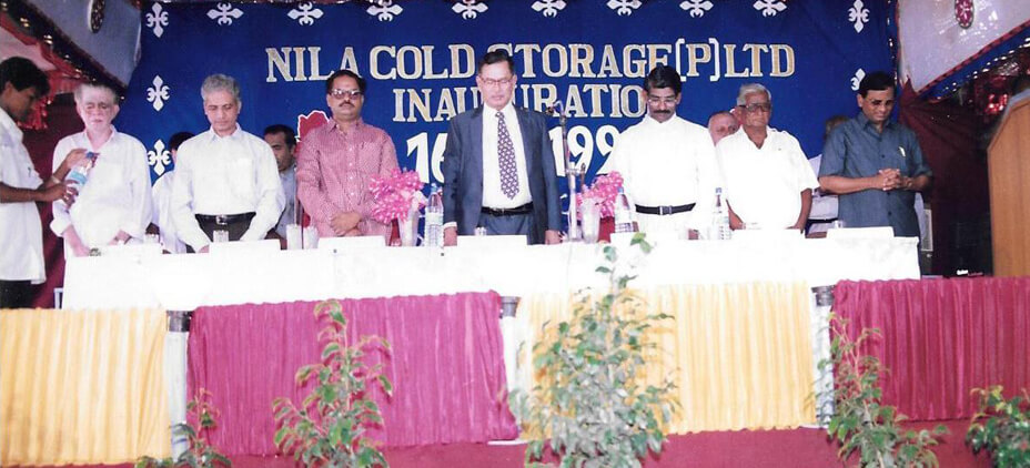 Expansion of Nila cold storage